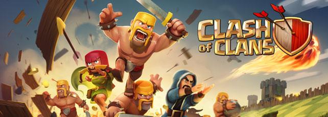 Clash of Clans spielen Titel