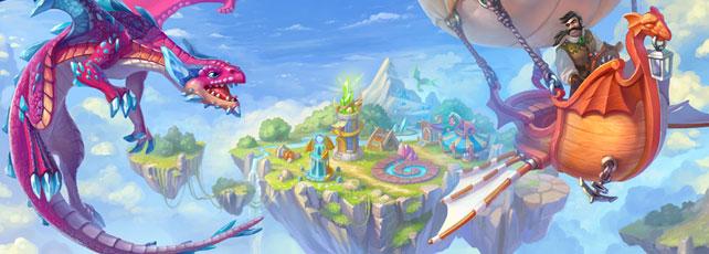 Dragons World Spielen