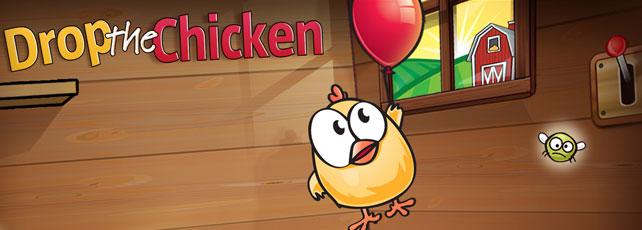 Drop The Chicken spielen Titel