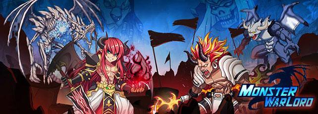 Monster Warlord spielen Titel