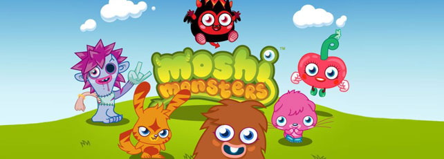 Moshi Monsters Village spielen Titel
