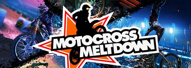 Motorcross Meltdown spielen Titel