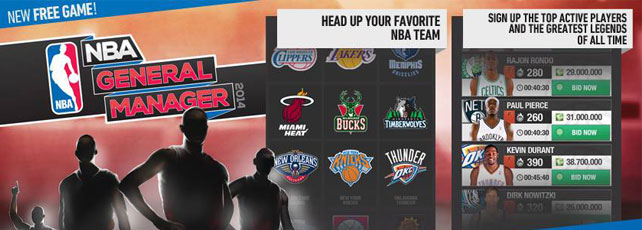 NBA General Manager spielen Titel