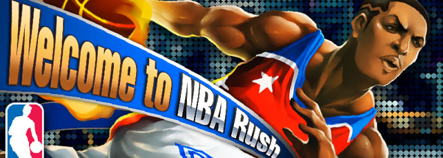 NBA Rush Tipps und Tricks Titel