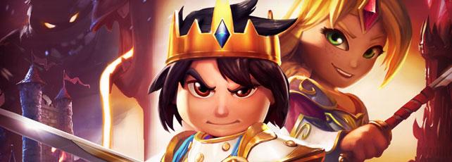 Royal Revolt 2 App spielen