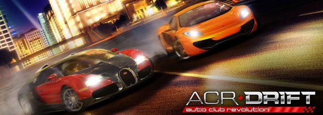ACR Drift spielen Titel