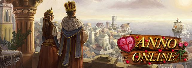 Anno Online Valentinstag Titel