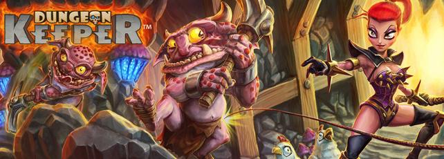 Dungeon Keeper Einsteigertipps Titel