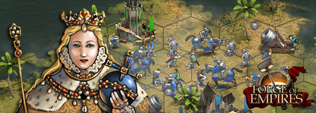 Forge of Empires Gildenkriege