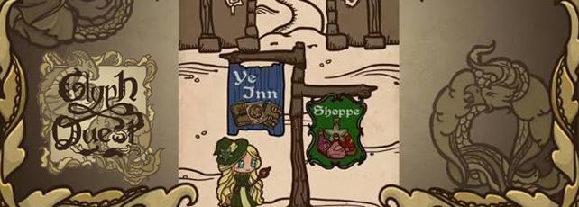 Glyph Quest spielen Titel