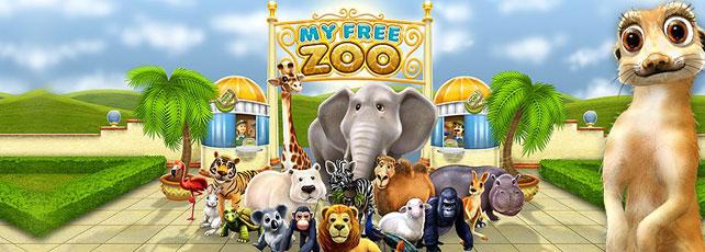 My Free Zoo Shoppingcenter Titel