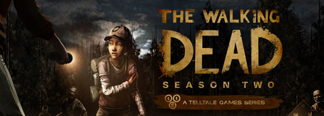 The Walking Dead Season Two Titel