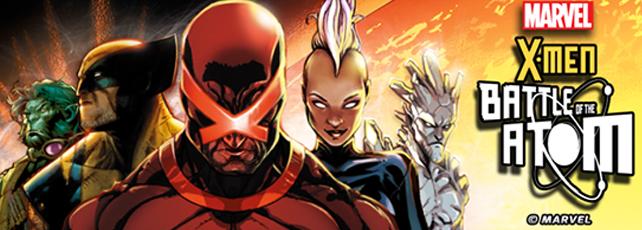 X-Men: Battle of the Atom spielen Titel