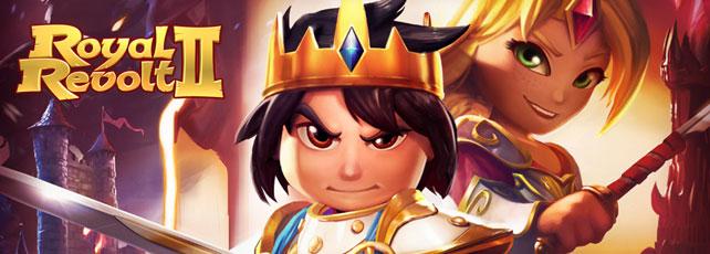 Royal Revolt 2 spielen