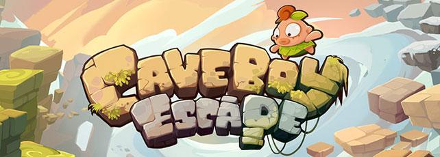 Caveboy Escape spielen Titel