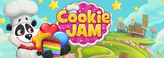 Cookie Jam spielen