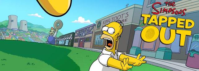 Die Simpsons Springfield Titel