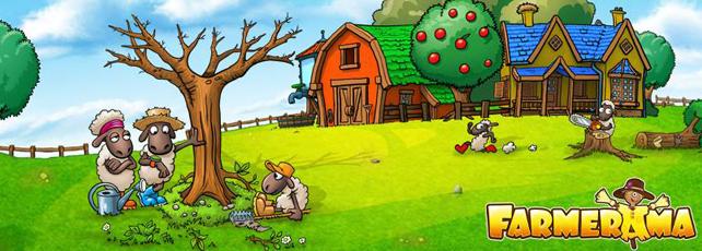 Farmerama Comic Event Titel
