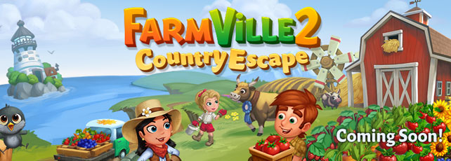 FarmVille 2: Country Escape spielen