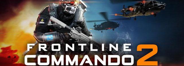 Frontline Commando 2 spielen Titel