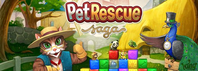Pet Rescue Saga Tipps und Tricks Titel