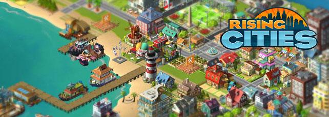 Rising Cities Spielfelder Titel