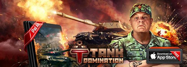 Tank Domination spielen Titel