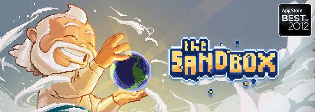 The Sandbox spielen Titel