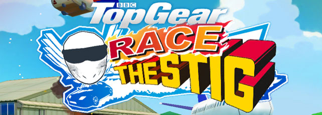 Top Gear Race the Stig titel