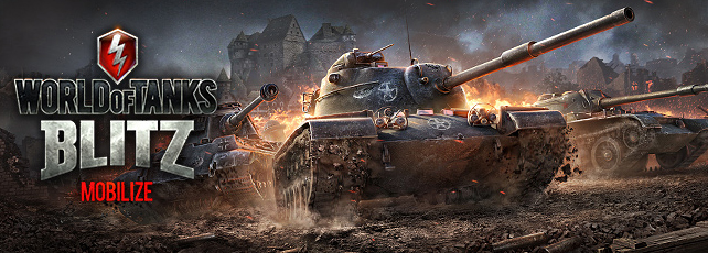 World of Tanks Blitz Closed Beta Titel