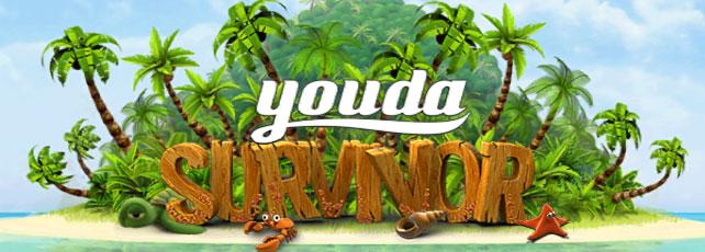Youda Survivor spielen Titel