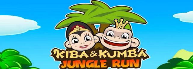 kiba & kumba jungle run titel