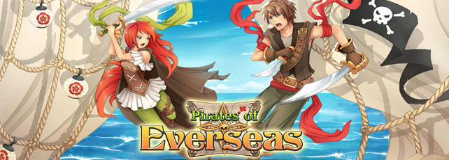 pirates of everseas titel