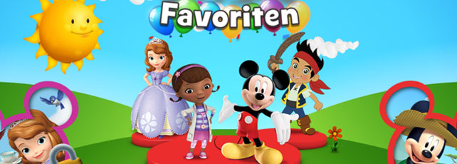 Disney Junior Play spielen Titel