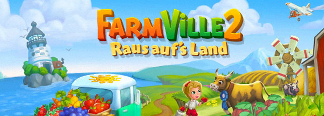 FarmVille 2: Raus aufs Land