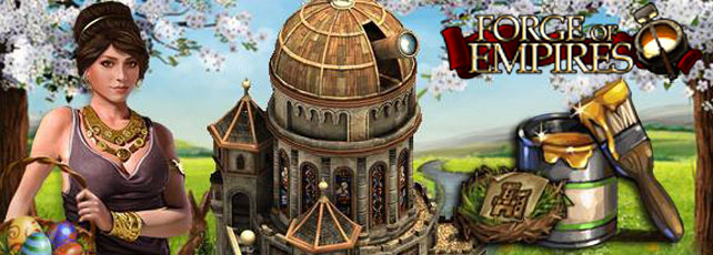 Forge of Empires Oster-Event Titel