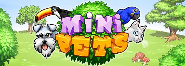 Mini Pets spielen