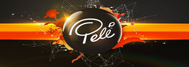 Pelé King of Football titel
