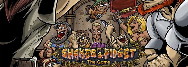 Shakes & Fidget spielen Titel