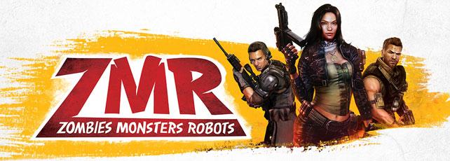 Zombies Monsters Robots spielen