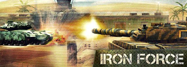 iron force titel