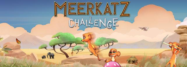 Meerkatz Challenge spielen