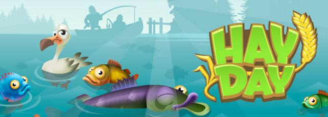 Hay Day Fische Titel