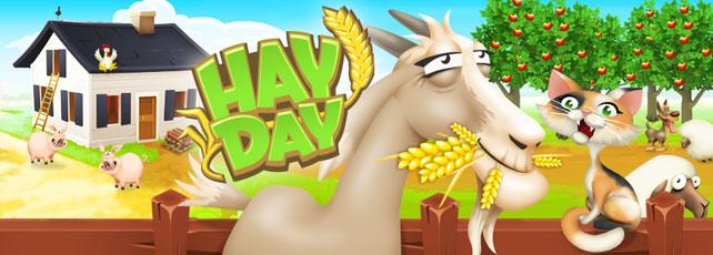 Hay Day Lieferwagen Tipps