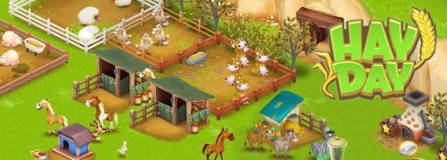 Hay Day Tiere Titel