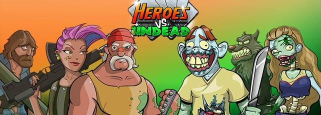 Heroes vs. Undead spielen Titel