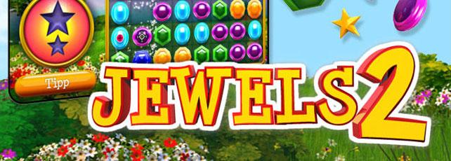 Jewels 2: Das farbenfrohe Puzzlespiel