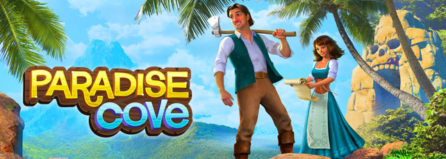 Tap Paradise Cove spielen Titel