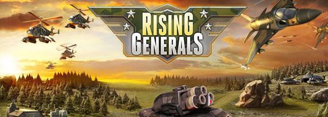 Rising Generals spielen