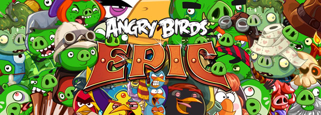 Angry Birds Epic Tipps Titel